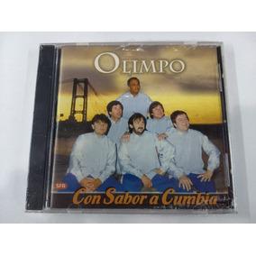Cd Olimpo - Con Sabor A Cumbia