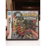 Pokemon Platinum **platino Para Ds, 2ds Y 3ds**