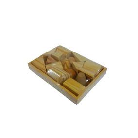 Cuerpos Geometrico Caja 60mm X 16pzs Jug. Del Tomate