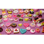 Kit Com 5 Miniaturas Comida P/ Boneca Barbie Blythe *re Ment