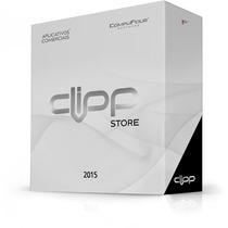 Sistema -aplicativos Comerciais Clip Store 2.015 Original