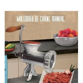 Molino De Carne Manual Del #12 ***