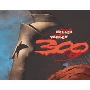 Libro: 300 ( Frank Miller ) / Versión En Inglés / Tapa Dura