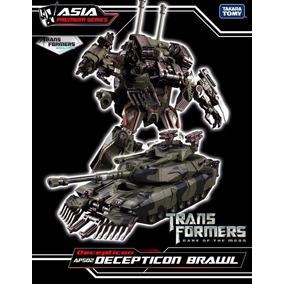 Transformers Brawl Asia Exclusivo