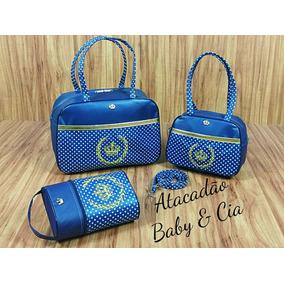 Bolsas De Bebe Saida Maternidade Porta Mamadeira 2 Cavidades