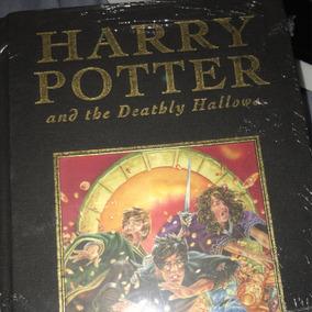 Harry Potter Reliquias Da Morte Luxo Raro Primeira Edição