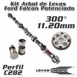 Kit Leva Potenciada Ford Falcon C282 + Botadores Y Corrector