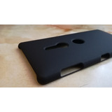 Protector Case Sony Xperia Xz2 Rigido Delgado Mate