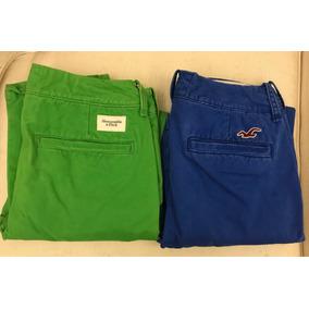Pantalones Abercrombie Y Hollister 28 X 30