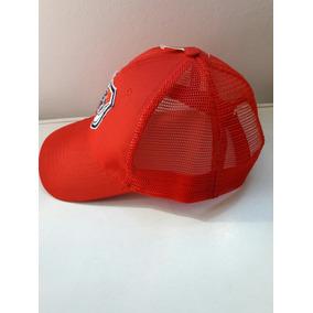 Gorra Trucker River Plate-bordado-rojo Mayorista Fabricantes