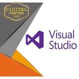 Visual S-t-u-d-i-o 2017 Enterprise Licencia Original