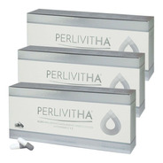 Perlivitha Suplemento Dietario Capsulas X30 Combo 3 Cajas