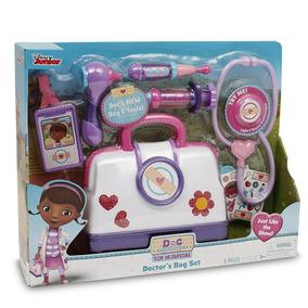 Nova Maleta Médica Da Doutora Brinquedos Disney