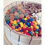 Torta Golosinera, Candy, Chocolate, Mesa Dulce, Golosinas!