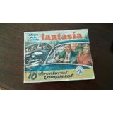 Album De La Revista Fantasia Aventuras Completas Julio 1955