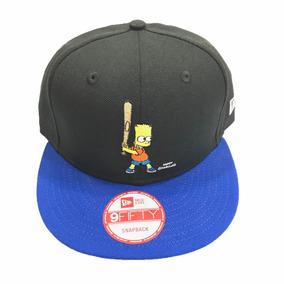 Boné New Era Simpsons - Bonés New Era para Masculino no Mercado ... d753ab2a3c8