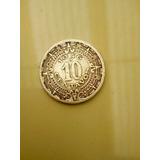 Moneda Antigua De 10 Centavos 1946