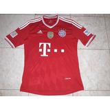 ¡camiseta Bayer Munich! adidas Original Campaña 2012/2013