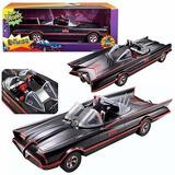 Batmobile Batman Classic Tv Series Mattel En Stock Batimovil