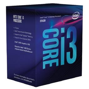 Processador Intel Core I3 8100 Lga 1151 3.6ghz 6mb 65w