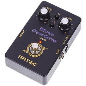 Pedal Para Guitarra Overdrive Artec Se-bod - 000581