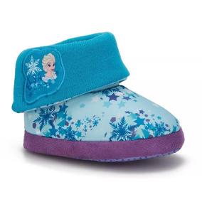 Pantuflas Elsa & Ana 2 En 1 Frozen Disney 2500706 Mod. 2454
