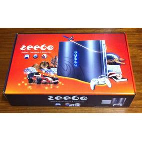 Console Zeebo Tec Toy Na Caixa - Novo - Original - Raridade