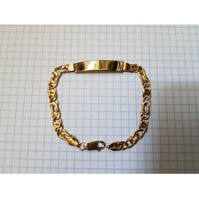 75e352b8903c Esclavas De Oro Usadas Joyeria Pulseras Sin Piedras Usado en Mercado ...