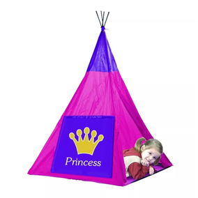 Casita Carpa India Princesa Infantil Nen Castillo