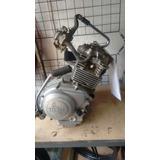 Motor De Sucata Yamaha Ybr 125k 2007 - Com Nota Fiscal