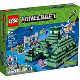 Lego Minecraft 21136 Oceano Monumento, Pronta Entrega