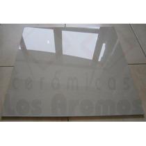 Porcelanato Pulido Rectificado 60 X 60 Beige Antimancha