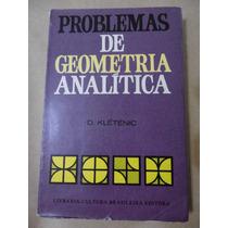 Problemas De Geometria Analítica D Kléténic C/ Respostas