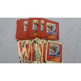 20 Envelopes De Figurinhas Da Copa 2010 Panini