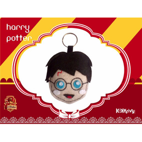 Chaveiro Feltro Harry Potter
