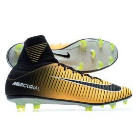 2503eb0ed6 Chuteira Nike Mercurial Veloce Sg Pro Adultos Campo - Chuteiras no ...