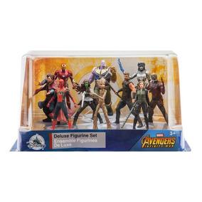 Avengers Vingadores Guerra Infinita Playset Infinity War