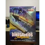 Dinosaurios Jurásicos Libro De Realidad Aumentada Ed. Clasa