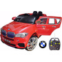 Auto A Bateria Bmw 12v. Doble Motor Control Remoto Mp3 Led