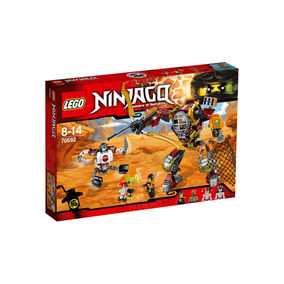 Lego Ninjago Salvage M.e.c 439pcs Original