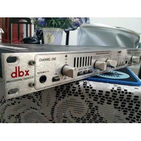 Pre Amplificador Valvulado Dbx 386 - Fotos Originais