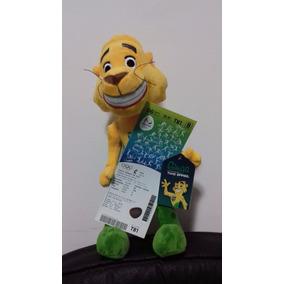 Mascote Olimpiadas Rio 2016 Ginga Mascote Time Brasil Campea