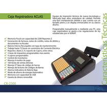 Caja Registradora Fiscal Térmica Aclas Cr2300