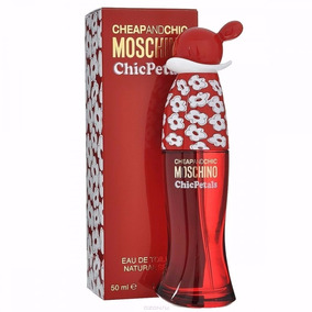 Perfume Cheap And Chic Moschino Chic Petals 50 Ml