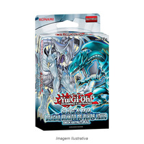 Yugioh! Blue-eyes White Dragon Structure Deck Português Br