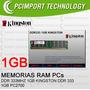 Memoria Ram Ddr 333mhz 1gb Kingston Nuevas Pcimport