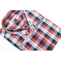 Mr Big - Camisa Escocesa M/l T.50-54 Talles Especiales 1770