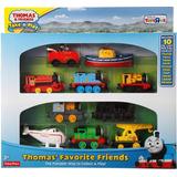 Thomas & Friends Take N Play Thomas Y Sus Amigos Favoritos