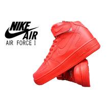 Nike Air Force Cano Alto Bota Botinha Neymar
