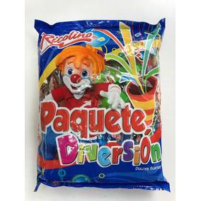 Paquete Diversion Ricolino Surtido Dulces Piñata